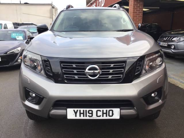 2019 Nissan Navara Double Cab Pick Up N-Guard 2.3dCi 1904WD AUTO PLUS VAT